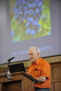 Harry Kroto at YSJ conf 1